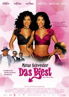 She Me and Her - German Movie Poster (xs thumbnail)