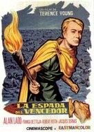 Orazi e curiazi - Spanish Movie Poster (xs thumbnail)