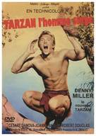 Tarzan, the Ape Man - French DVD cover (xs thumbnail)