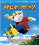 Stuart Little 2 - Blu-Ray cover (xs thumbnail)