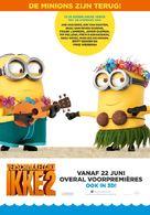Despicable Me 2 - Dutch Movie Poster (xs thumbnail)