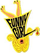 Funny Girl - Spanish Logo (xs thumbnail)