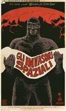 Invaders from Mars - Italian poster (xs thumbnail)