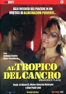Al tropico del cancro - Italian Movie Cover (xs thumbnail)