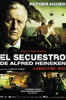 De Heineken ontvoering - Spanish Movie Poster (xs thumbnail)