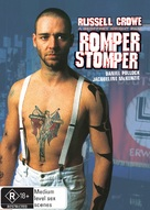 Romper Stomper - Australian DVD movie cover (xs thumbnail)