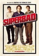 Superbad - German Movie Poster (xs thumbnail)
