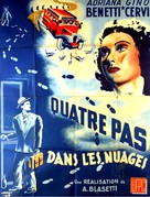 4 passi fra le nuvole - French Movie Poster (xs thumbnail)