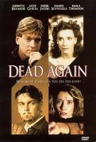 Dead Again - DVD cover (xs thumbnail)