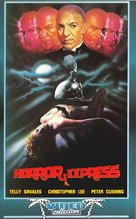 Horror Express - Dutch Movie Cover (xs thumbnail)