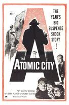 The Atomic City - Movie Poster (xs thumbnail)