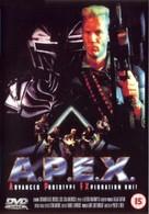 A.P.E.X. - British DVD cover (xs thumbnail)