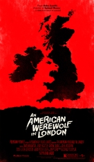 An American Werewolf in London - Homage poster (xs thumbnail)