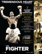 The Fighter - For your consideration poster (xs thumbnail)