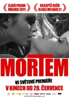 Mortem - Czech Movie Poster (xs thumbnail)