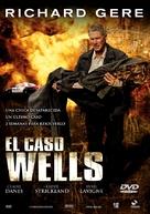 The Flock - Spanish DVD cover (xs thumbnail)