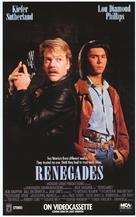 Renegades - Video release poster (xs thumbnail)
