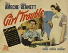Girl Trouble - Movie Poster (xs thumbnail)