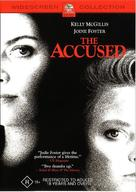 The Accused - Australian DVD movie cover (xs thumbnail)