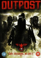 Outpost - British DVD cover (xs thumbnail)