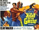 The Night of the Grizzly - Movie Poster (xs thumbnail)