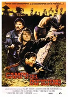 Opposing Force - Spanish Movie Poster (xs thumbnail)