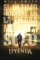 I Am Legend - Argentinian Movie Poster (xs thumbnail)