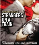 Strangers on a Train - Blu-Ray movie cover (xs thumbnail)