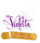 Violetta: La emoción del concierto - Spanish Logo (xs thumbnail)