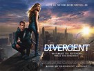 Divergent - British Movie Poster (xs thumbnail)