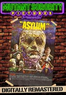 Asylum - Movie Cover (xs thumbnail)