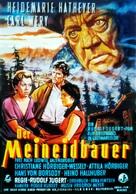 Meineidbauer, Der - German Movie Poster (xs thumbnail)