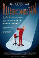 L'illusionniste - Danish Movie Poster (xs thumbnail)