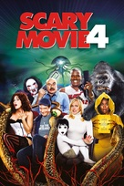 Scary Movie 4 - DVD movie cover (xs thumbnail)