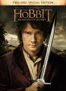 The Hobbit: An Unexpected Journey - DVD movie cover (xs thumbnail)