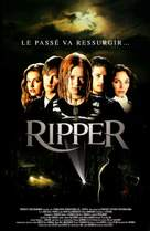 Ripper - French Movie Poster (xs thumbnail)