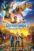 Goosebumps 2: Haunted Halloween - South African Movie Poster (xs thumbnail)