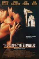 The Comfort of Strangers - Movie Poster (xs thumbnail)