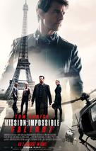 Mission: Impossible - Fallout - German Movie Poster (xs thumbnail)