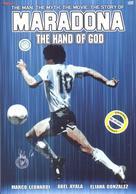 Maradona, la mano di Dio - Indian DVD cover (xs thumbnail)