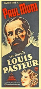 The Story of Louis Pasteur - Australian Movie Poster (xs thumbnail)