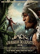 Jack the Giant Slayer - French Movie Poster (xs thumbnail)