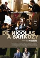 La conquête - Spanish Movie Poster (xs thumbnail)
