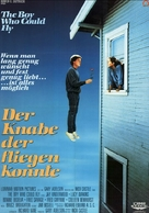 The Boy Who Could Fly - German Movie Poster (xs thumbnail)