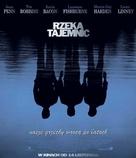Mystic River - Polish Movie Poster (xs thumbnail)