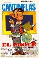 Profe, El - Spanish Movie Poster (xs thumbnail)