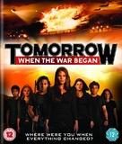 Tomorrow, When the War Began - British Blu-Ray cover (xs thumbnail)