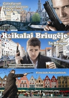 In Bruges - Lithuanian Movie Poster (xs thumbnail)