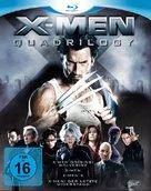 X2 - German Blu-Ray cover (xs thumbnail)