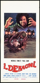 The Dirt Gang - Italian Movie Poster (xs thumbnail)